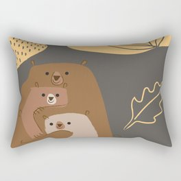 MOM AND SONS Rectangular Pillow