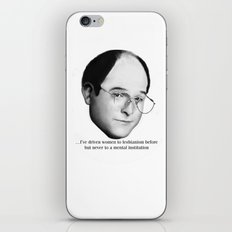 Costanza iPhone & iPod Skin