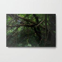 Daydream Forest Metal Print