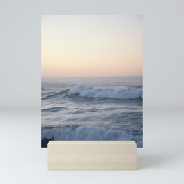 Calming Waves Mini Art Print