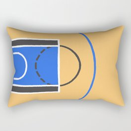 Orlando Court Rectangular Pillow