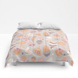 Tribal feather pattern 027 Comforters