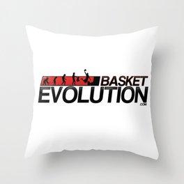 Staz Evolution III Throw Pillow