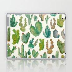 cactus collab Laptop & iPad Skin