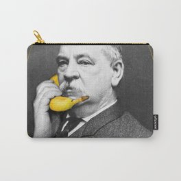 Grover Cleveland & Bananaphone Carry-All Pouch