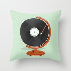 World Record Throw Pillow