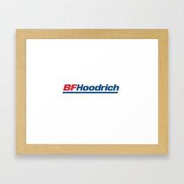 BF Hoodrich Framed Art Print