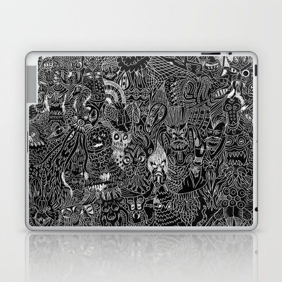 Peepers Laptop & iPad Skin