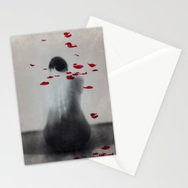 A million little pieces Stationery Cards