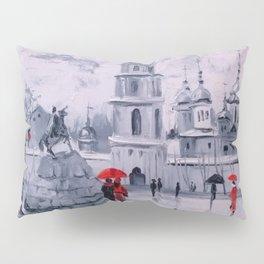 Sophia Square in Kiev Pillow Sham