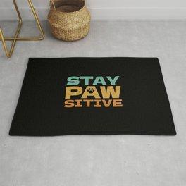 Pawsitive Rug