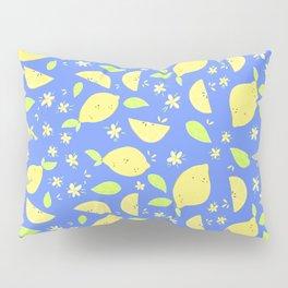 Capri Lemon Slices Pillow Sham