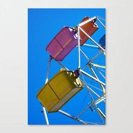 Ferris_Wheel - 3, Northern Michigan Canvas Print
