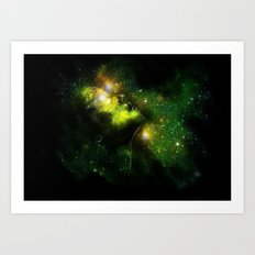 You Are the Infinite: Part 2 Art Print