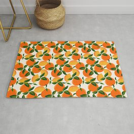 Oranges and Lemons Rug