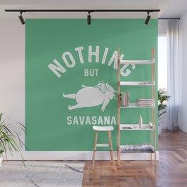 SAVASANA Wall Mural