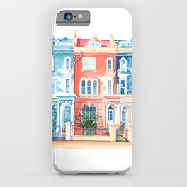 London, Notting Hill iPhone Case