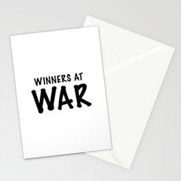 Survivor: Winners at War Stationery Cards