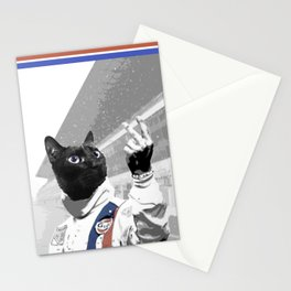 Pixel McQueen Stationery Cards