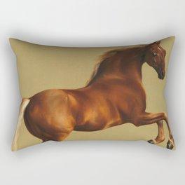 George Stubbs - Whistlejacket Rectangular Pillow