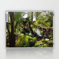 Climbing the Garden Laptop & iPad Skin