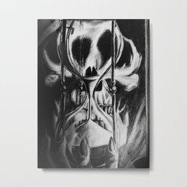 TICK TOCK Metal Print