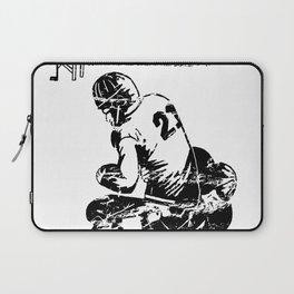 Chicago-Duluth-Radio Laptop Sleeve