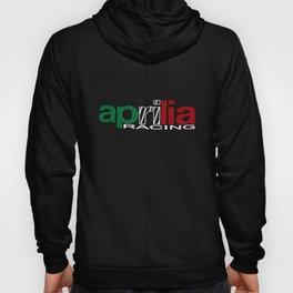 Aprilia Racing Motocycle Motobike Superbike All Sizes Biker T-Shirts Hoody