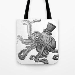 OctoSir Tote Bag
