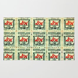 S&H GREEN STAMPS Rug