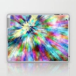 Colorful Tie Dye Watercolor Laptop & iPad Skin