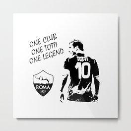The Legend FT10 Metal Print