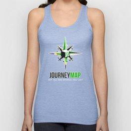Journey Map Unisex Tank Top
