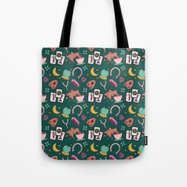 Fortune Telling for Good Luck Tote Bag