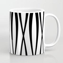 Background of seamless geometric pattern Coffee Mug