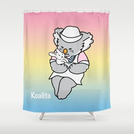 Koalita Pet Hospital Shower Curtain