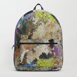 Street art, Napoli 5 Backpack