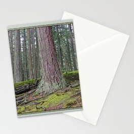 BIG FOREST Stationery Cards