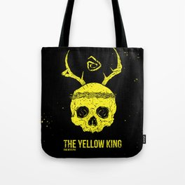 The Yellow King Tote Bag