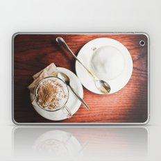 latte and hot chocolate Laptop & iPad Skin