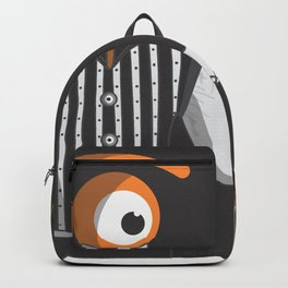 to see or not to see Backpack