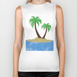 Vacation State of Mind Biker Tank
