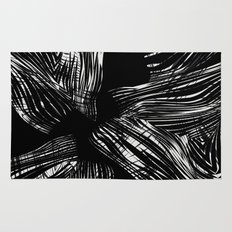 looking for darkness Rug