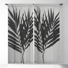 Palm Leaves #5 #foliage #decor #art #society6 Blackout Curtain