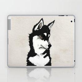 Nico the Husky Laptop & iPad Skin