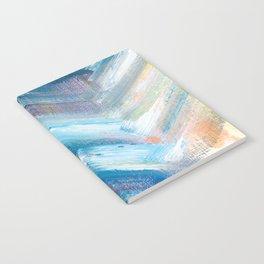 Modern Herringbone (Bright) Notebook