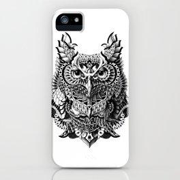 Century Owl iPhone Case