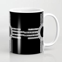 Sacred Zia Coffee Mug