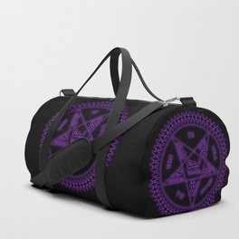 Sebastian Michaelis Sigil Dark (black bg) Duffle Bag