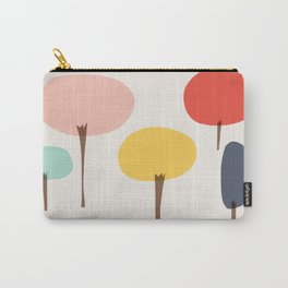 Glass Trees Carry-All Pouch